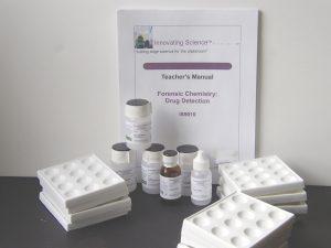 Forensic Chemistry of Drug Detection