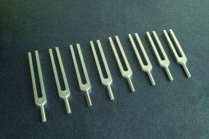 Tuning Fork (Aluminium) - 341hz Note F